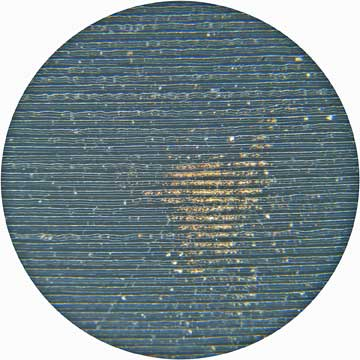 Record surface